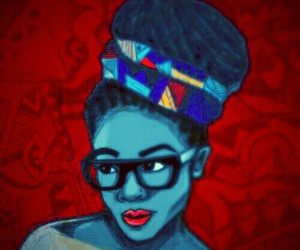 African, headscarf, and doek image
