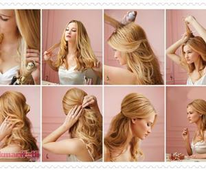 değişik saç modelleri, kolay saç modelleri, and yarı salık saç modelleri image