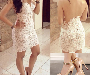 dress white image