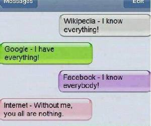 facebook, funny, and google image