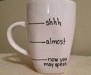 coffee, morning, and cup image
