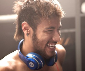 neymar, beats, and neymarjr image