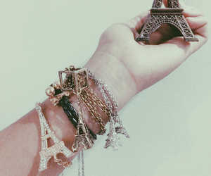 eiffel, tower, and paris blings image