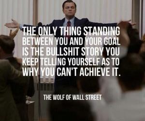 quotes, goals, and leonardo dicaprio image