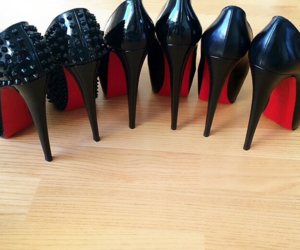 red soles image