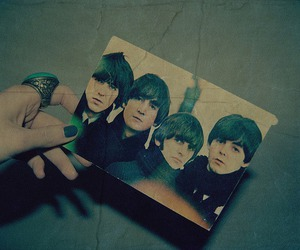 the beatles, beatles, and photo image