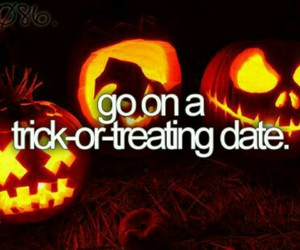 Halloween and date image