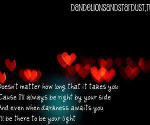 heart light and best quotes :) image