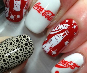 nails and coca cola image