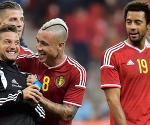 red devils, nainggolan, and moussa dembele image