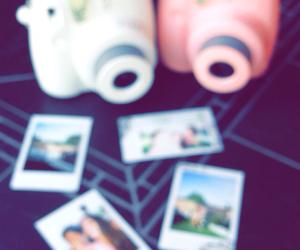cool, photos, and polaroid image