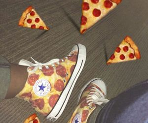 all star, pizza, and sticker image
