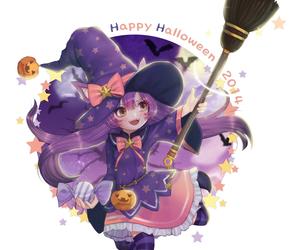 Halloween, lol, and lulu image