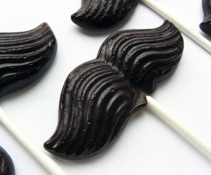 black, candy, and lolly image