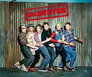 album, music, and mcbusted image