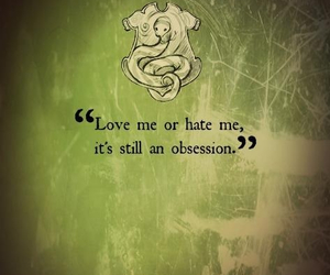 harry potter, hate, and obsession image