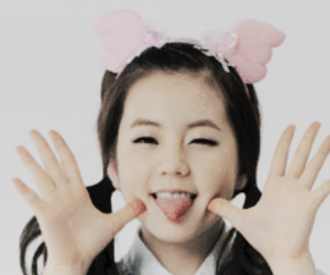 ahn sohee, asian, and icons image