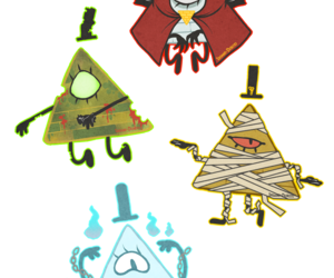 costumes, Halloween, and gravity falls image