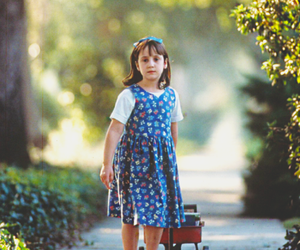 matilda, movie, and book image