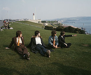 beatles, let it be, and Paul McCartney image