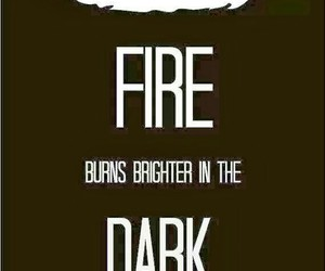 fire, hunger games, and dark image