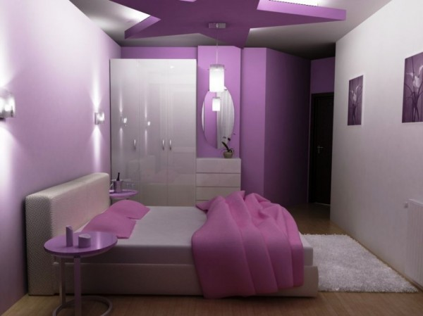 Cool Decorations Ideas For Paint A Bedroom for Paint Colors ...