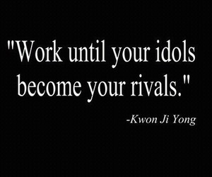 quotes, g-dragon, and idol image