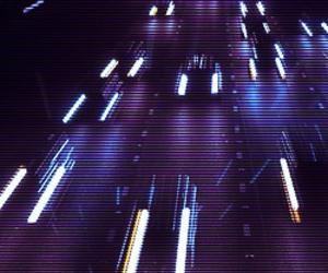 grunge, car, and purple image