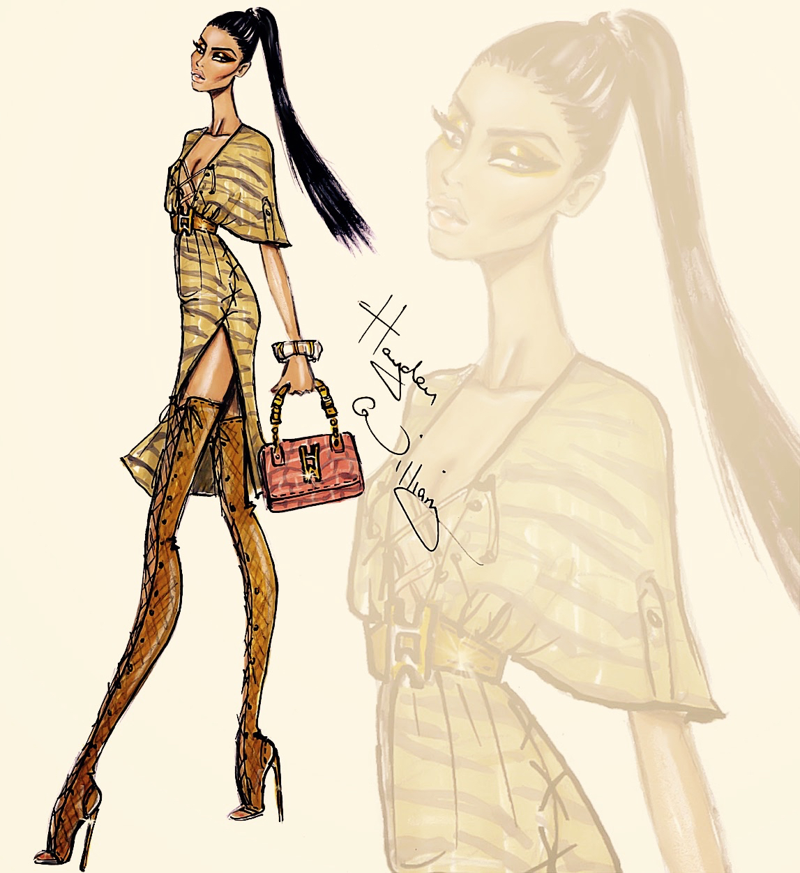 hayden williams and fashion image