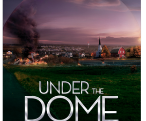 dome, Stephen King, and under the dome image