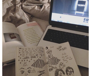 arctic monkeys, drawing, and grunge image