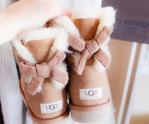 shoes, ugg, and winter image