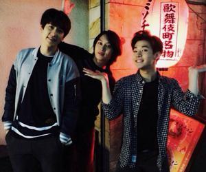 henry, kyuhyun, and super junior image