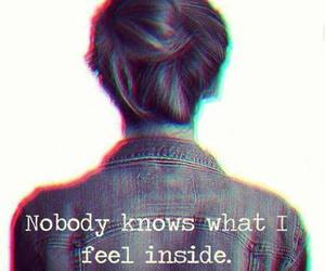 quotes, inside, and nobody image