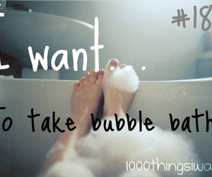 bath and bubble bath image