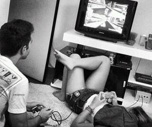 couple, Dream, and joystick image