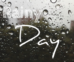 rainy day and wallpaper image