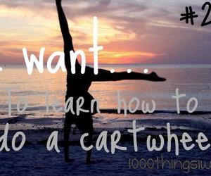cartwheel image