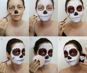 Halloween, diy, and tutorial image