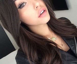 madison beer, beauty, and lips image
