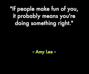 amy lee, evanescence, and quote image