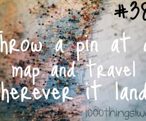 travel and 1000 things i want image