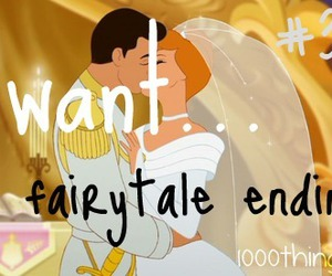 fairytale, love, and 1000 things i want image