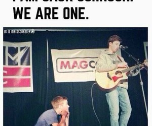 funny, magcon, and jack johnson image