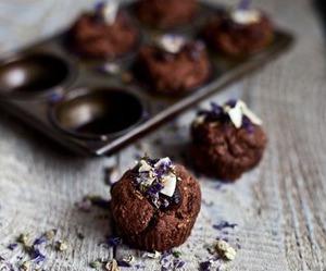 bake, cupcakes, and kitchen image