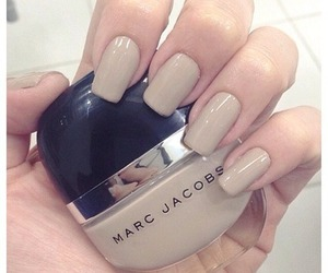nails, marc jacobs, and girly image