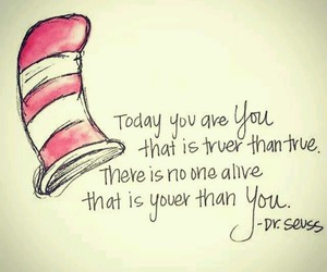 dr seuss, no one, and you image