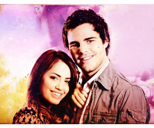 peter, lali y peter, and love image