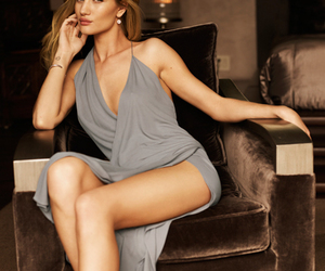 rosie huntington-whiteley, sexy, and dress image