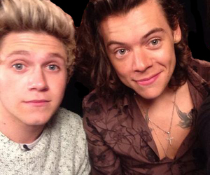 Harry Styles, niall horan, and one direction image